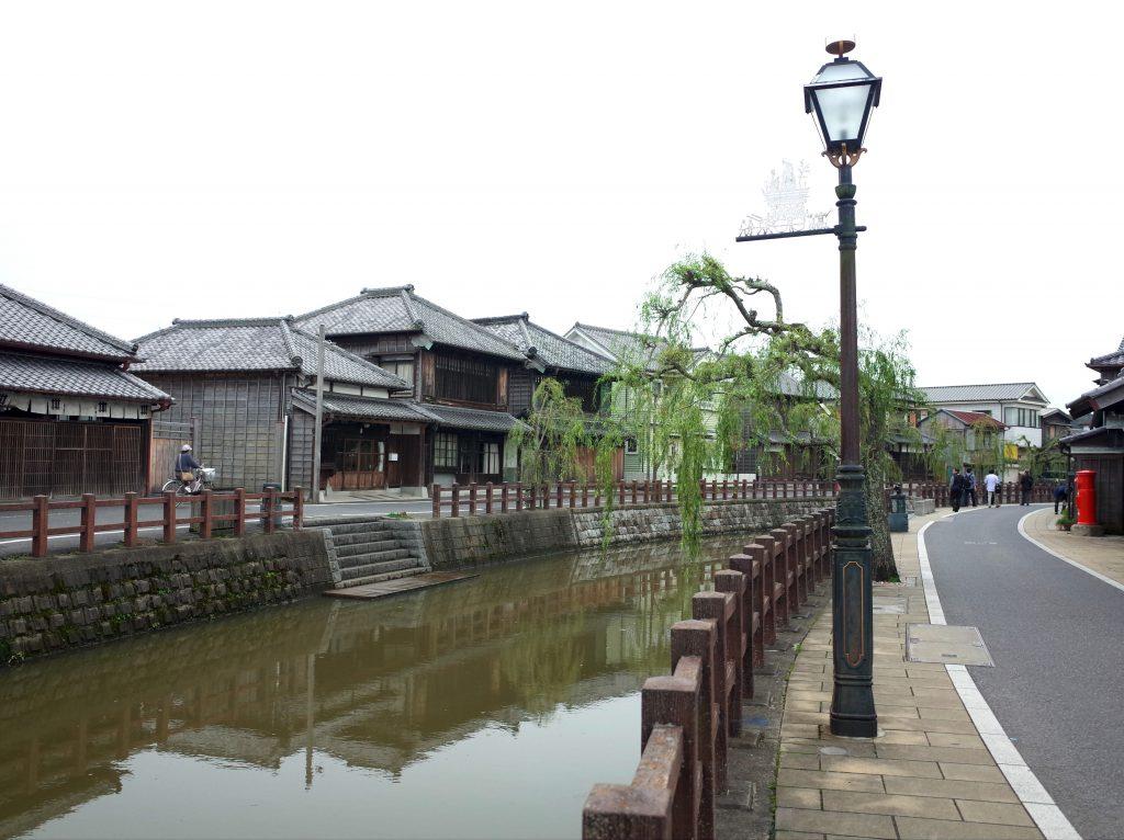 佐原の町並み | 重要伝統的建造物群保存地区